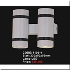 Đèn Tường LED KP5 1106-4 230x50x55