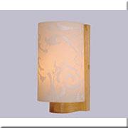 Đèn Tường Gỗ KP5 DV1806/1 100x130x200