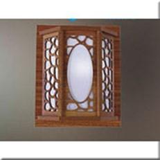 Đèn Tường Gỗ KP2 1060 B 215x250x100