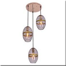 Đèn Thả Bàn Ăn KP4 DT20-3 Ø300x1000