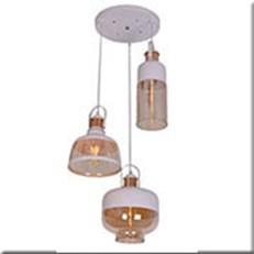 Đèn Thả Bàn Ăn KP4 DT13-3 Ø300x1000