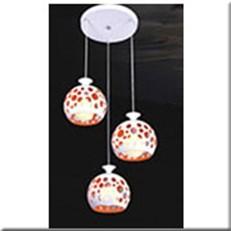 Đèn Thả LED KP5 TS-200105-3 Ø300x1000