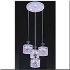 Đèn Thả LED KP5 DCT-1001-4 Ø300x1000