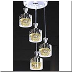 Đèn Thả LED KP5 DCT-H5104-4 Ø300x1000
