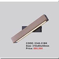 Đèn Tường Trang Trí KP4 2340-31BK 310x80x50