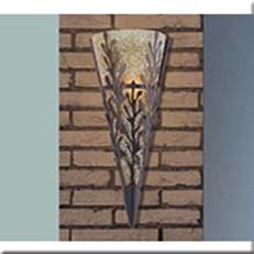 Đèn Tường Cổ Điển KP4 2144/1W 200x200x450