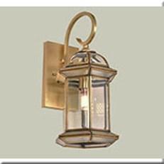 Đèn Tường Đồng IW1 B6012 180x220x380