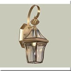 Đèn Tường Đồng IW1 B6052 200x200x400