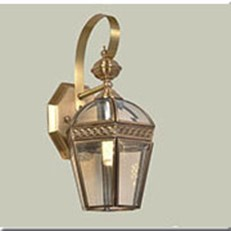 Đèn Tường Đồng IW1 B6018 160x180x340