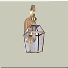 Đèn Tường Đồng IW1 B6031 150x160x420