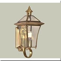 Đèn Tường Đồng IW1 B6024 150x160x380