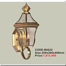 Đèn Tường Đồng IW1 B6022 200x200x400