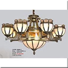 Đèn Chùm Đồng IW1 5006-8 Ø900xH580