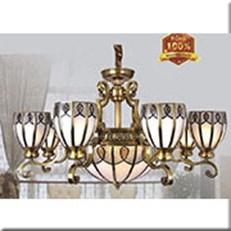 Đèn Chùm Đồng IW1 90081-8 Ø1000xH550
