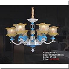 Đèn Chùm Cổ Điển IW1 1805-6 Ø650xH650