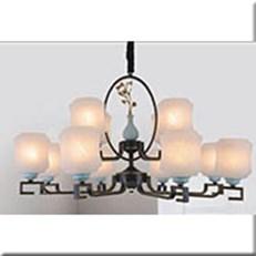 Đèn Chùm Châu Âu IW1 9058/8+4 Ø1020xH590