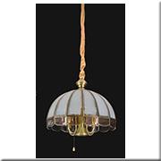 Đèn Thả Đồng KP4 D9016-5 Ø450x350