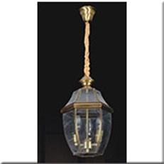 Đèn Thả Đồng IW1 D6001-3 Ø250x400