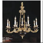Đèn Chùm Cổ Điển KP4 8863-9 Ø850xH700
