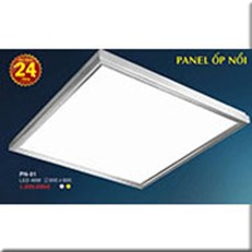 Đèn LED Panel Ốp Nổi HP4 PN-01 600x600
