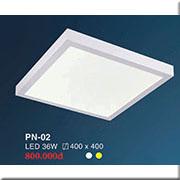 Đèn LED Panel Ốp Nổi HP4 PN-02 400x400