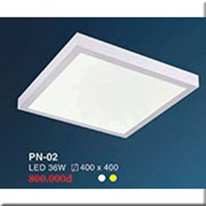 Đèn LED Panel Ốp Nổi HP4 PN-02 400x400