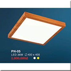 Đèn LED Panel Ốp Nổi HP2 PN-05 400x400