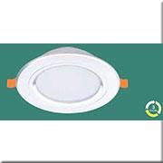 Đèn LED Âm Trần 3 Màu HP3 AB 05 LED 7W Ø120xH40, khoét lỗ Ø90