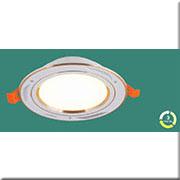 Đèn LED Âm Trần 3 Màu HP3 AV 02 LED 7W Ø120xH40, khoét lỗ Ø90