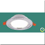 Đèn LED Âm Trần 3 Màu HP3 AB 06 LED 7W Ø120xH40, khoét lỗ Ø90