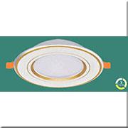 Đèn LED Âm Trần 3 Màu HP3 AV 09 LED 9W Ø150xH40, khoét lỗ Ø120