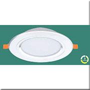 Đèn LED Âm Trần 3 Màu HP3 AB10 LED 9W Ø150xH40, khoét lỗ Ø120