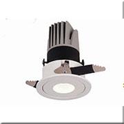 Đèn LED Âm Trần HP3 AT27-20W Ø110xH122, khoét lỗ Ø95