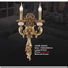Đèn Tường Đồng KP1 9284/2 Ø300x500