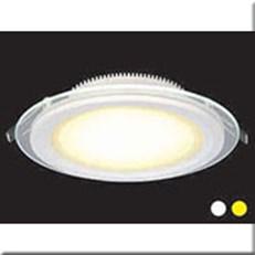 Đèn LED Âm Trần 1 Màu HP3 AT49 -6WØ90xH40, khoét lỗ Ø70