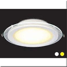 Đèn LED Âm Trần 1 Màu HP3 AT-50 -9W Ø130xH40, khoét lỗ Ø100