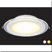 Đèn LED Âm Trần 1 Màu HP3 AT51 -12W Ø160xH40, khoét lỗ Ø120