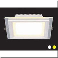 Đèn LED Âm Trần 1 Màu HP3 AT53 - 6W Ø90xH40, khoét lỗ Ø70