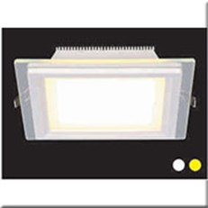 Đèn LED Âm Trần 1 Màu HP3 AT55 Ø160xH40, khoét lỗ Ø120