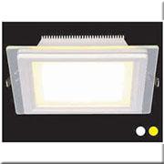 Đèn LED Âm Trần 1 Màu HP3 AT56- 18w Ø200xH40, khoét lỗ Ø170