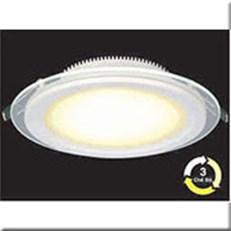 Đèn LED Âm Trần 3 Màu HP3 AT60 - 18WØ200xH40, khoét lỗ Ø170