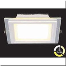 Đèn LED Âm Trần 3 Màu HP3 AT63  -12WØ160xH40, khoét lỗ Ø120