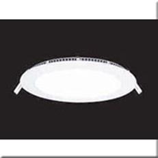 Đèn LED Âm Trần 1 Màu HP3 3W AT65 Ø90xH15, khoét lỗ Ø70