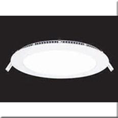 Đèn LED Âm Trần 1 Màu HP3 4W AT-66 Ø110xH15, khoét lỗ Ø90
