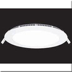 Đèn LED Âm Trần 1 Màu HP3 AT68- 9W Ø150xH15, khoét lỗ Ø130