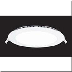 Đèn LED Âm Trần 1 Màu HP3 AT69- 12W Ø170xH15, khoét lỗ Ø150
