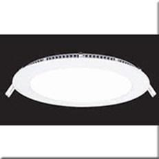 Đèn LED Âm Trần 1 Màu HP3 AT70 - 18w Ø220xH15, khoét lỗ Ø200