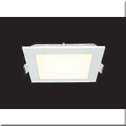 Đèn LED Âm Trần 1 Màu HP3 AT-72-3W Ø90xH15, khoét lỗ Ø70