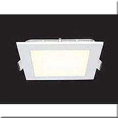 Đèn LED Âm Trần 1 Màu HP3 AT-73 -4WØ107xH15, khoét lỗ Ø90