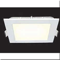 Đèn LED Âm Trần 1 Màu HP3 AT-75 - 9w Ø148xH15, khoét lỗ Ø130